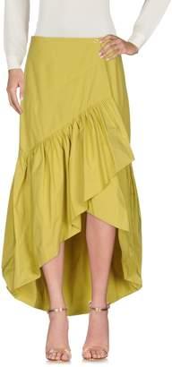 dv Roma Knee length skirts
