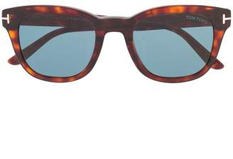 2d1dbb4578a Tom Ford Brown Sunglasses For Men - ShopStyle UK