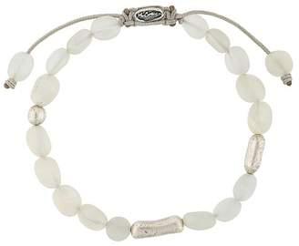M. Cohen Gemstone sterling bracelet