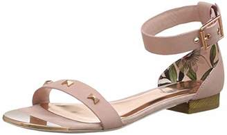 Ted Baker Women's Ovey Ankle Strap Sandals,(39 EU)
