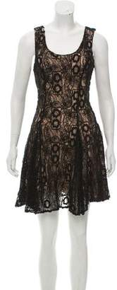 Alexis Sleeveless Lace Dress