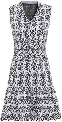 Alaia Astragale Short Dress