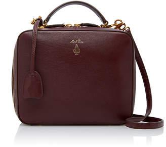 Mark Cross Medium Laura Leather Bag