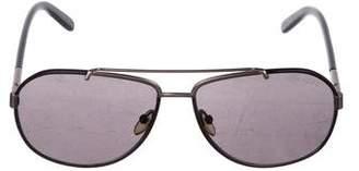 Tom Ford Miguel Aviator Sunglasses