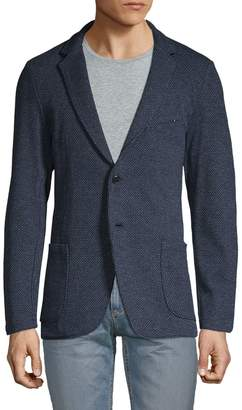 Strellson Truman Textured Cotton-Blend Jacket