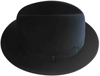 Borsalino Blue Wool Hats