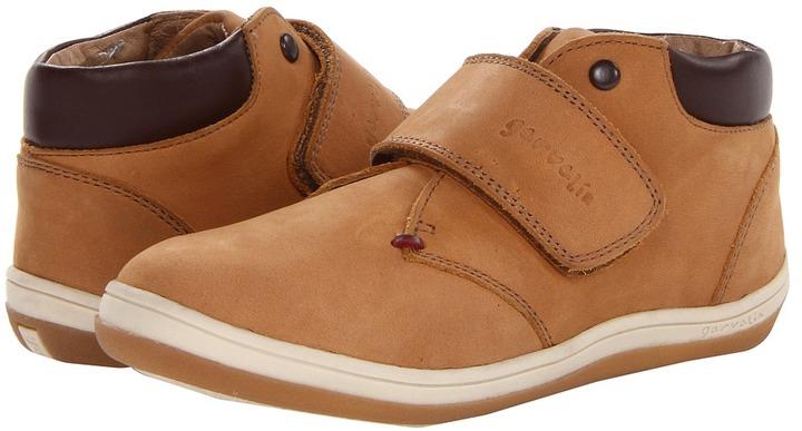 Garvalin Kids 131505 (Toddler/Little Kid/Big Kid) (Cognac) - Footwear