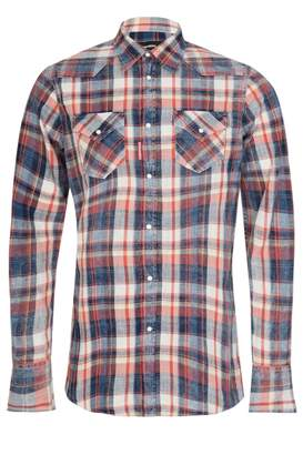 DSQUARED2 Dsquared Western Checked Shirt