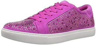 Kenneth Cole New York Women's Swarovski Crystal Studded Techni-Cole 37.5 Lining Sneaker