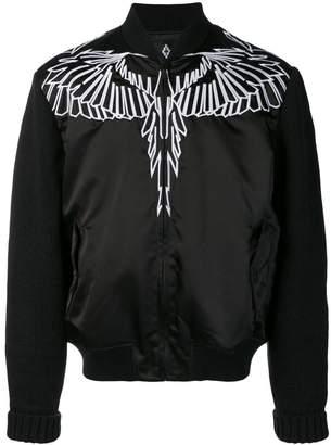 Marcelo Burlon County of Milan wings bomber jacket