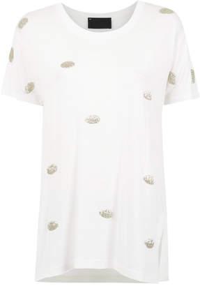 Andrea Bogosian embroidered blouse