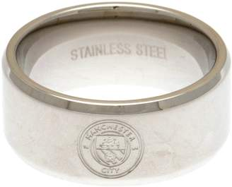 Manchester City Stainless Steel Man City Ring