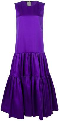 Maison Rabih Kayrouz long flared dress