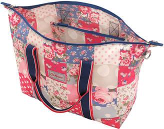 cc9fb73e5bcc Cath Kidston Patchwork Foldaway Overnight Bag