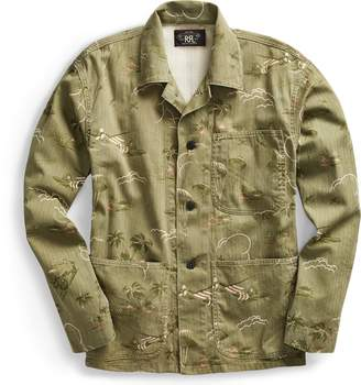 Ralph Lauren Cotton Chore Jacket