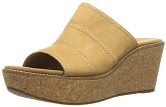 Clarks Women's Aisley Lily Wedge Sandal