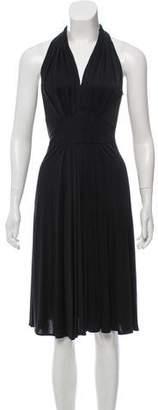 Issa Halter A-Line Dress