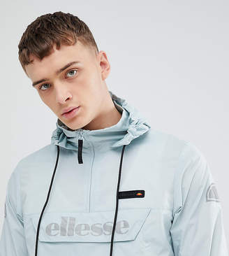 Ellesse Overhead Jacket In Blue