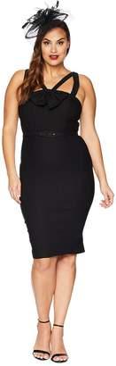 Unique Vintage Plus Size Betty Wiggle Dress Women's Dress