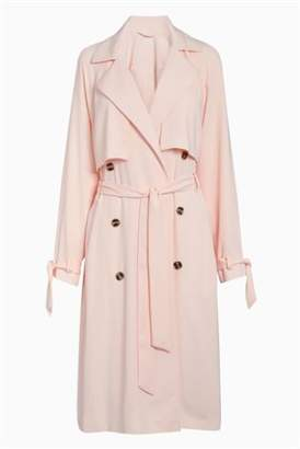 Next Womens Coral Duster Coat