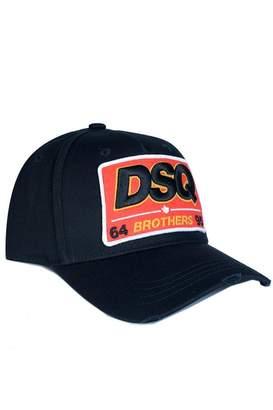 DSQUARED2 DsquaredBrothersBaseballCapNavy