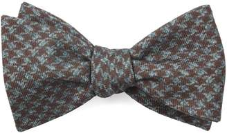 The Tie Bar Woolf Houndstooth