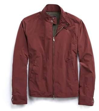 Todd Snyder Harrington Jacket in Burgundy