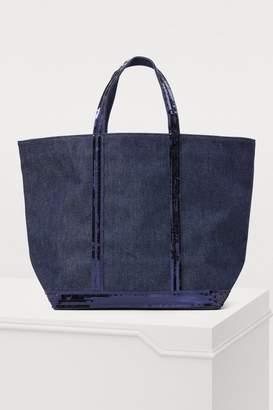 Vanessa Bruno Medium+ tote bag with sequins
