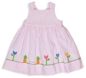 Florence Eiseman Toddler's & Little Girl's Cotton Seersucker Dress $85 thestylecure.com