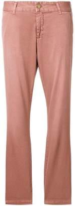 Current/Elliott slim fit trousers