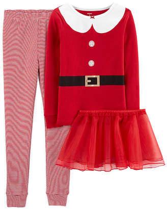 Carter's 3-pc. Pajama Set Preschool / Big Kid Girls