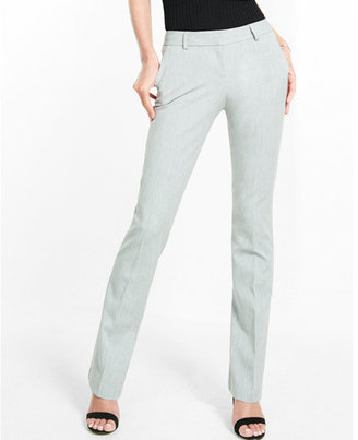 Express low rise notch back slim flare editor pant $69.90 thestylecure.com