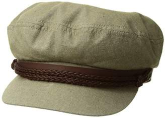 4e426cee518 ... Brixton Men s Fiddler Greek Fisherman Hat Newsboy Cap