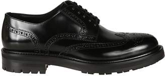 Dolce & Gabbana Chunky Perforated Oxford Shoes