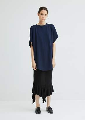 J.W.Anderson Drape Back Top