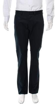 MAISON KITSUNÉ Cropped Skinny Pants w/ Tags