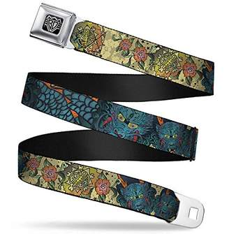 "Buckle-Down Seatbelt Belt - - 1.5"" Wide - 24-38 Inches in Length"