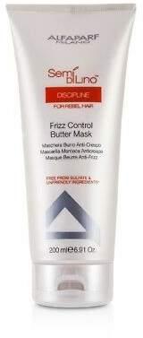 Alfaparf NEW Semi Di Lino Discipline Frizz Control Butter Mask (For Rebel 200ml