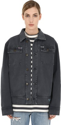 Ia Ls Cotton Worker Jacket