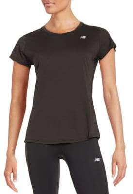 New Balance Short Sleeved Performance Tee
