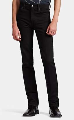 Balenciaga Men's Five-Pocket Skinny Jeans - Black