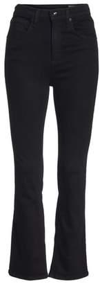 Rag & Bone Hana High Waist Ankle Flare Jeans