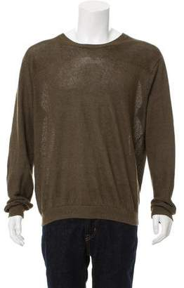 Vince Linen Crew Neck Sweater