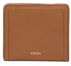 Fossil Logan Small Rfid Bifold Wallet Black