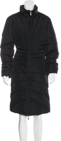 Moncler Moncler Pepper Down Coat