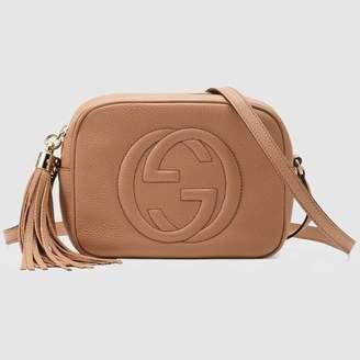 Gucci (グッチ) - 〔ソーホー〕レザー スモール ディスコバッグ