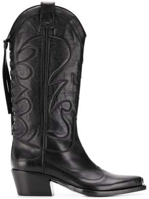 HTC Los Angeles cowboy boots