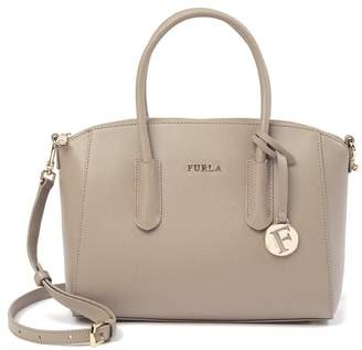 Furla Tessa Saffiano Leather Satchel
