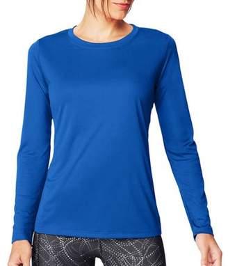 Hanes Sport Women's CoolDri Performance Long-Sleeve Tee