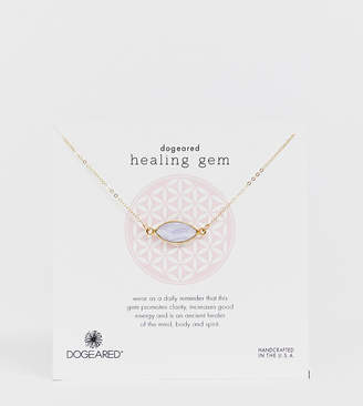 Dogeared (ドギャード) - Dogeared healing gem necklace on gift card